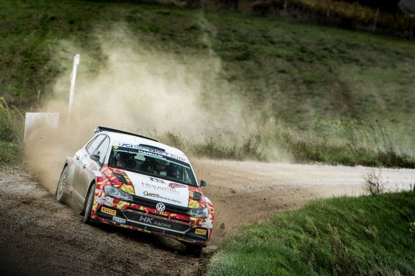 Italian Rally Championship- Crugnola and Ometto miss out on the title