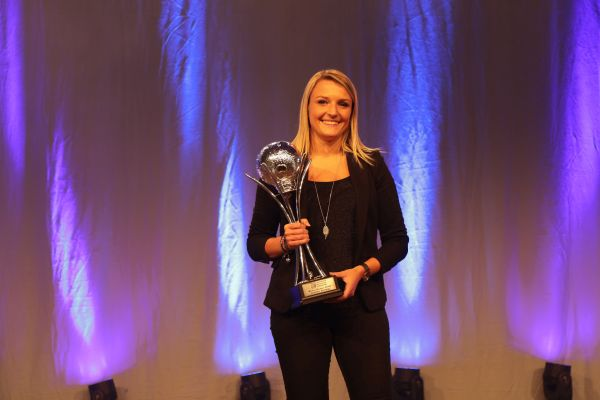 Jasmin Preisig is Driver of the Year