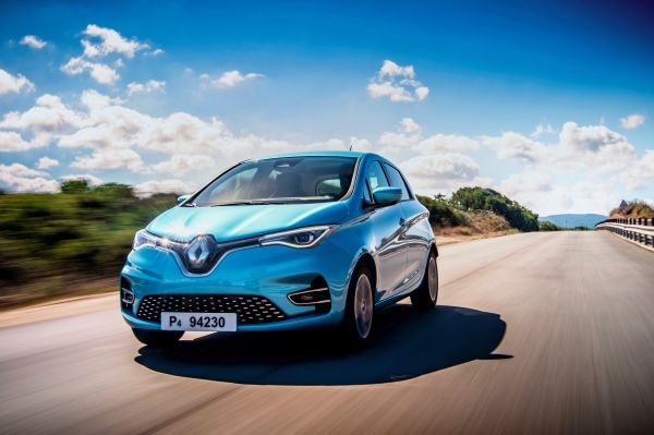 Groupe Renault named 'Manufacturer of the Year' at TopGear.com Awards