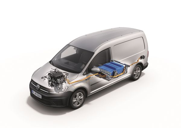 New ABT e-Caddy can be ordered from end of November 2019