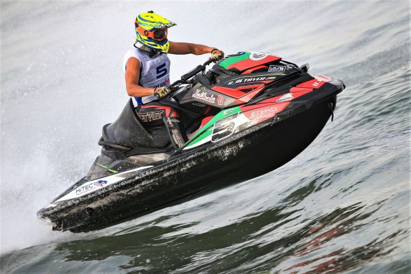 UIM Aquabike World Championship Runabout GP1 and Freestyle standings
