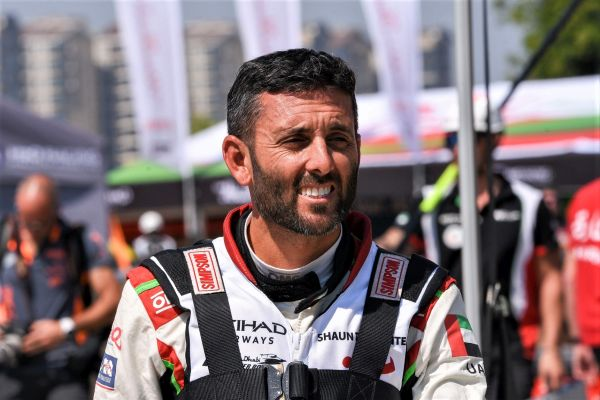 Team Abu Dhabi can beat pressure to clinch another F1H2O title double, says Cappellini