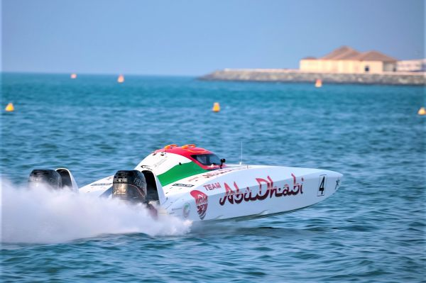 Team Abu Dhabi's XCat World Champions ready for all out title fight in Dubai - updated