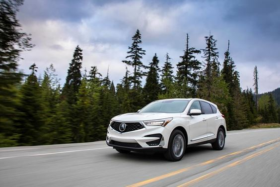 Acura RDX, MDX and TLX Named Consumer Guide® 2020 Best Buys