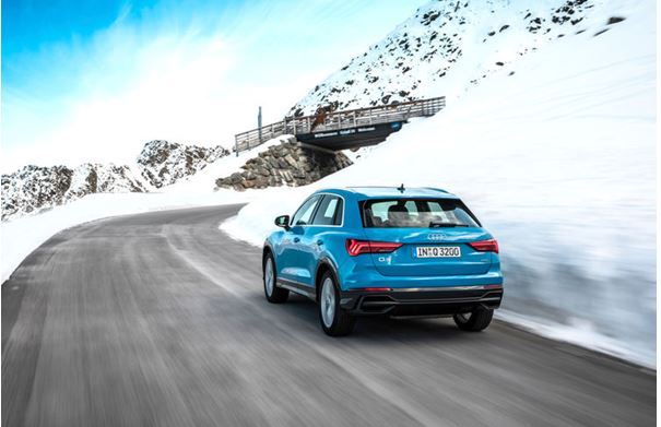 Record-breaking figure for Audi in November