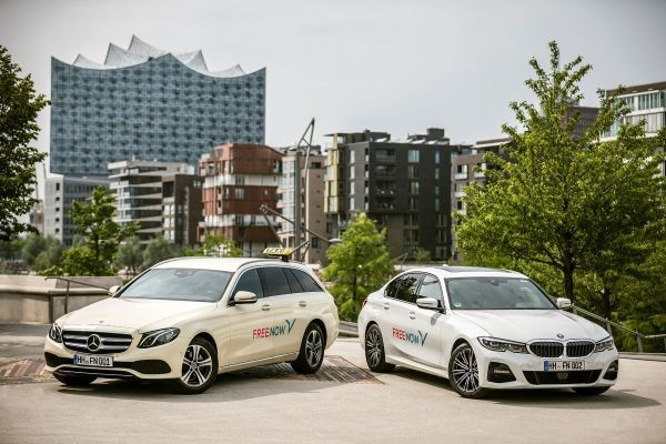 BMW Group and Daimler Mobility AG pave the way for profitable growth at mobility joint ventures