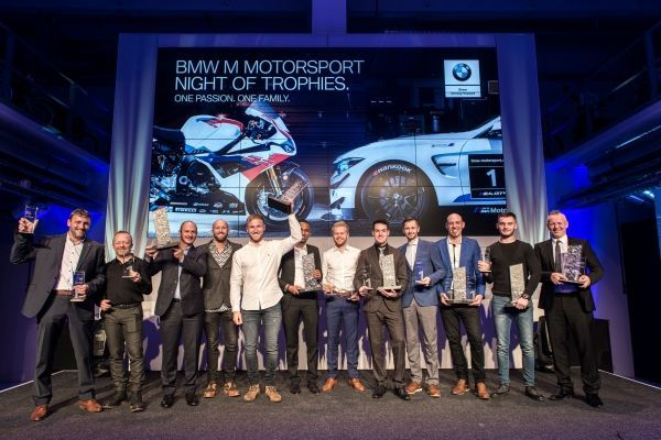 'Night of Trophies' in Munich: Davey Todd is the winner of the 2019 BMW Motorrad Race Trophy
