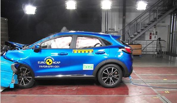 Golf, Puma and Juke join the Euro NCAP ranks of top performers, MG surges while Opel Zafira Life tanks