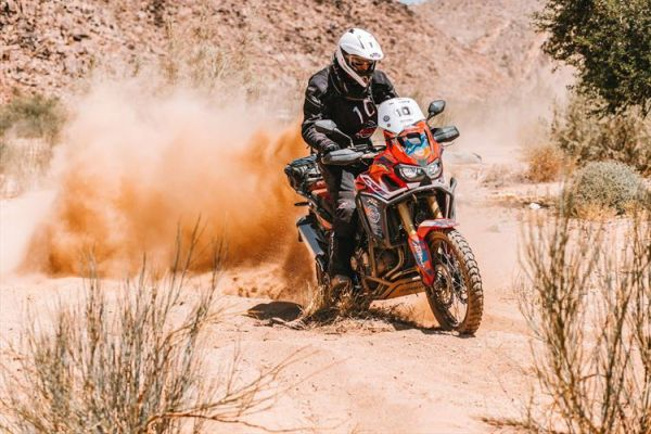 Honda Quest: Welcome to a True Adventure with the new 2020 Africa Twin!