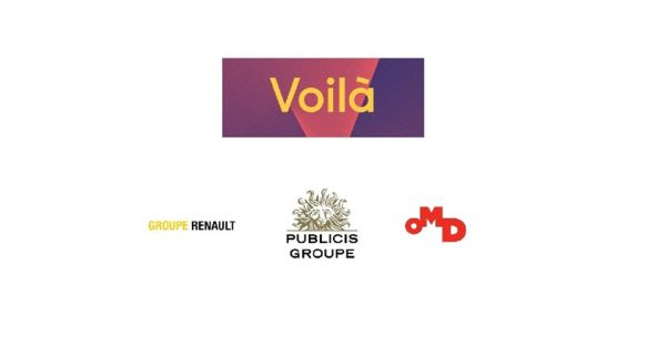 Renault, Publicis, OMD launch new era of collaboration - in a word: VOILA