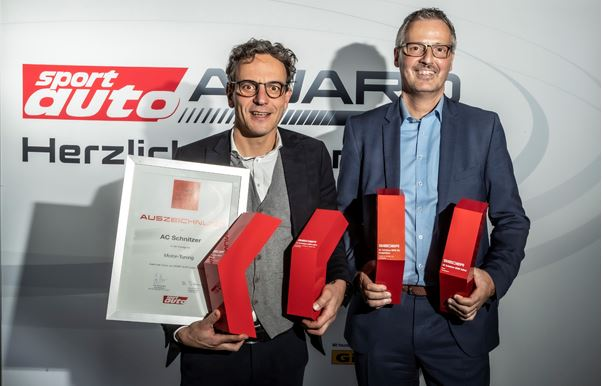 "AC Schnitzer has again been voted as the best BMW Tuner by the readers of ""sport auto"""