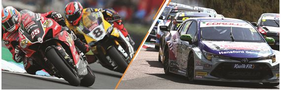 Thruxton Circuit's Christmas Cracker: Festive discounts on 2020 BSB and BTCC tickets