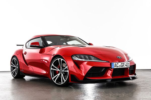 World Premiere: the Toyota GR Supra by AC Schnitzer