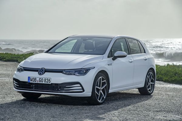 Top marks for the new Golf: five stars in the Euro NCAP test