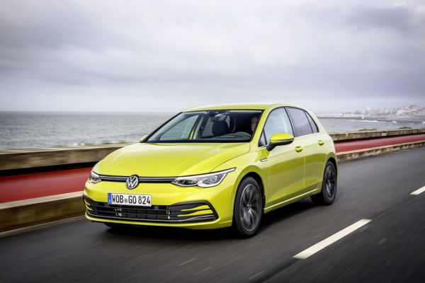 The new VW Golf gets off to a flying start