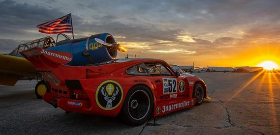 Historic Sportscar Racing calendar 2020
