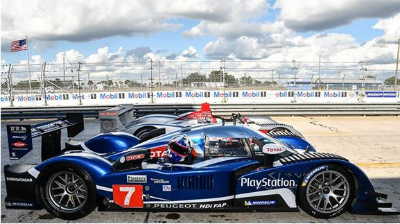 Lola, Chevron, Peugeot and Porsche Teams Prevail in Competitive HSR Classic Sebring 12 Hour