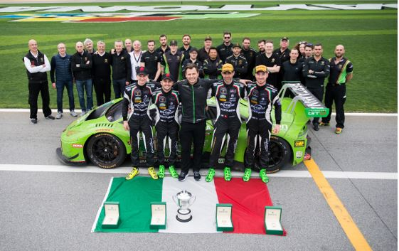 GRT Grasser Racing set to attack again in the IMSA