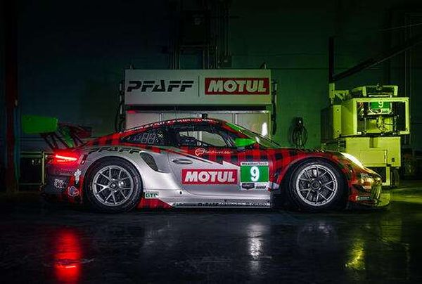 Pfaff Motorsports announces Motul as new title sponsor
