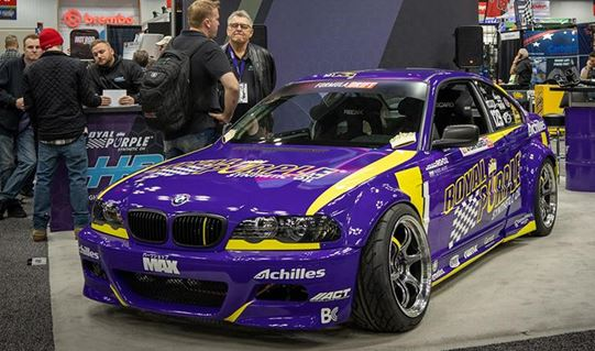 Royal Purple Named Official Oil of Formula DRIFT
