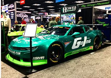 Trans Am Series Impacts PRI Show