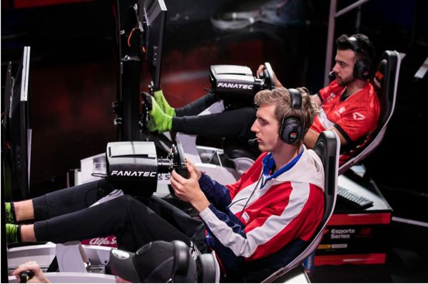 Alfa Romeo Racing F1 Esports Team claims third place in London F1 Esports Series finale