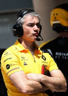 Nick Chester, Technical director chassis to leave Renault F1 Team