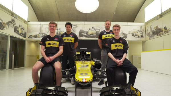 Renault Sport Team Vitality clinches fourth place in F1 Esports Series with two wins