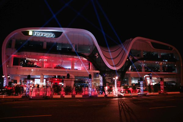 Al Tayer Motors Proudly Opens State-of-the-Art Ferrari Showroom in Dubai
