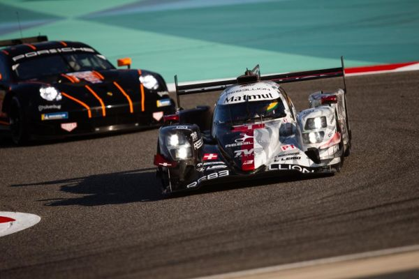 8 Hours of Bahrain Free Practice 2 overall classification - Rebellion #1 on top- revised after penalties