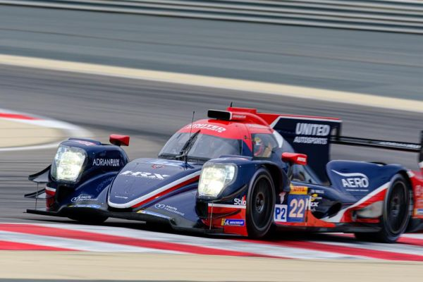 Bapco 8 Hours of Bahrain #22 United Autosports win LMP2