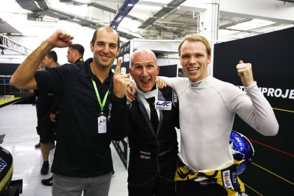 Bapco 8 Hours of Bahrain - #57 Team Project win LMGTE AM
