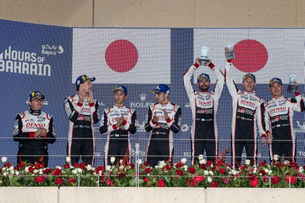 Toyota Gazoo Racing driver quotes after 8 Hours of Bahrain