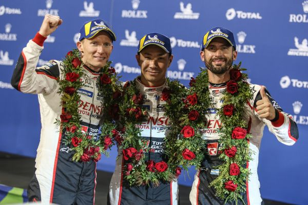 Toyota Gazoo Racing reigns in Bahrain