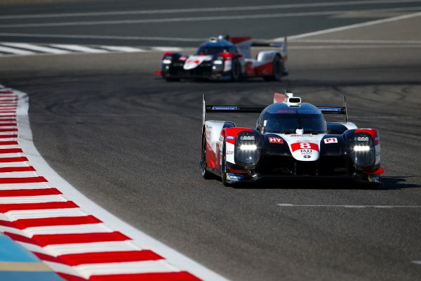 Toyota Gazoo Racing brushes up on Bahrain