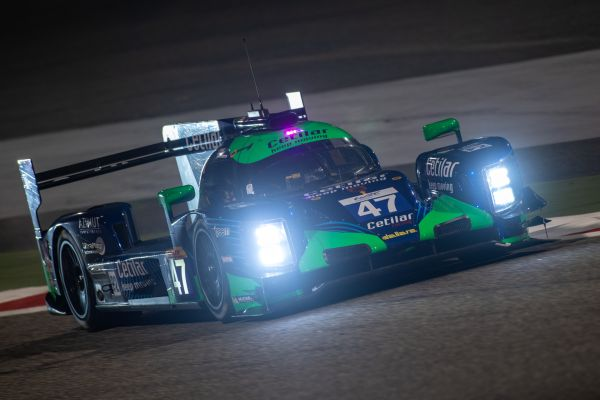 Cetilar Racing completes an almost regular FIA WEC race in Bahrain