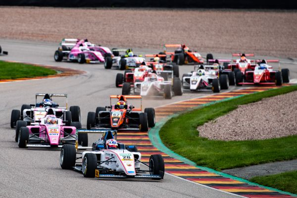 The 2019 ADAC Formula 4 in summary