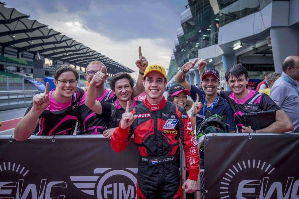 Top driver quotes after F3 Asia Sepang race 1