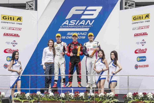 F3 Asia Top driver quotes after final races, round 1 in Sepang