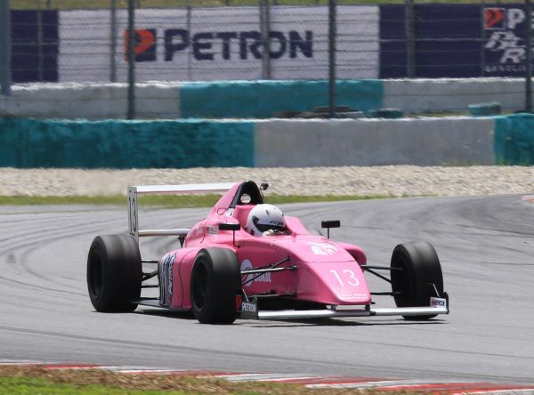 FIA F4 SEA fueled by Petron - Sepang 4 races classification
