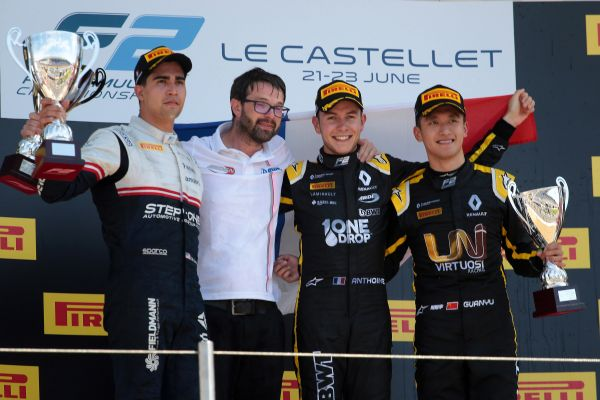 Renault Sport Academy End of Season review