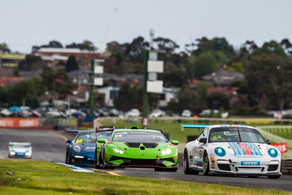 Australian GT Trophy Series calendar 2020 at a glance