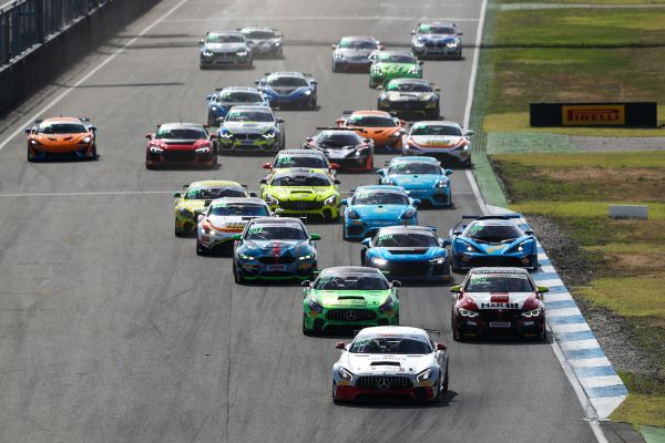 ADAC GT4 Germany calendar 2020