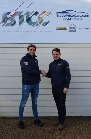 Bobby Thompson joins Trade Price Cars Racing for BTCC season 2020