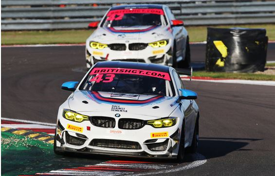 Century Motorsport ready to fight for the 2020 British GT4 title