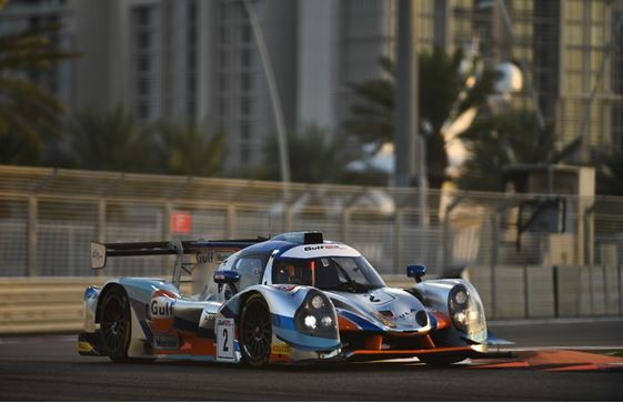 United Autosports stands down its Ligier JS P3 with another LMP3 podium