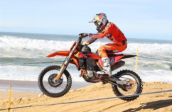 Watson maintains French Beach Race Championship lead