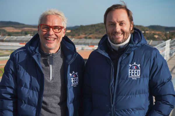 Jacques Villeneuve doubles down on Nascar Whelen Euro Series, brings FEED Racing to the grid