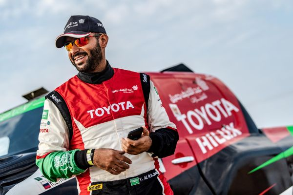 Al-Rajhi pips Sainz to fastest time on opening stage of Sharqiya Baja