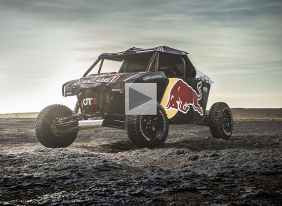 Red Bull Off-Road Junior Program will shoot for the stars